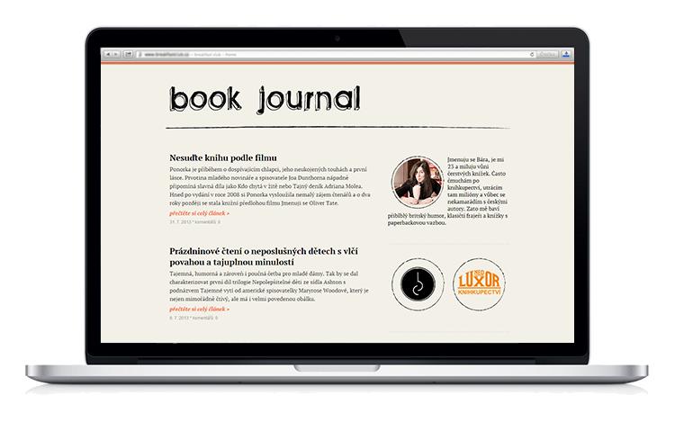 Book Journal web