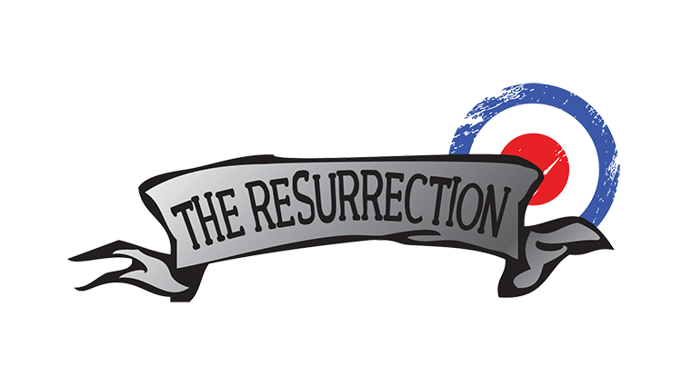 The Resurrection Logo