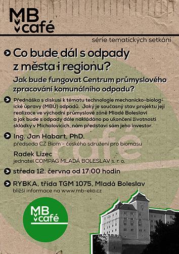 MB café plakát