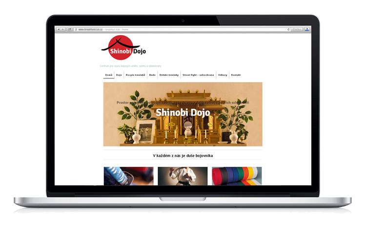 Shinobi Dojo web
