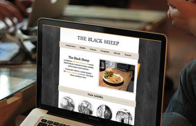 The Black Sheep web