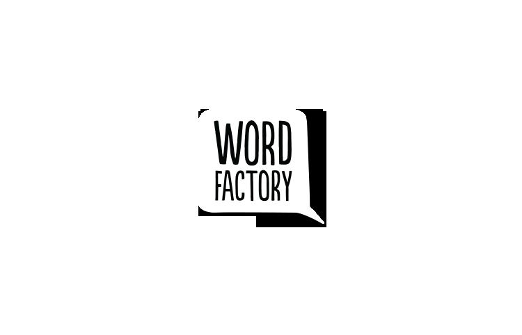 Word Factory logo